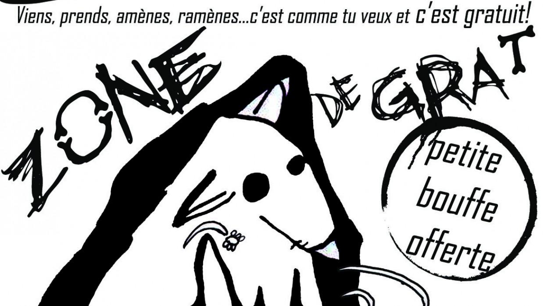 DIMANCHE DE LA GRAT' le 1er NOVEMBRE