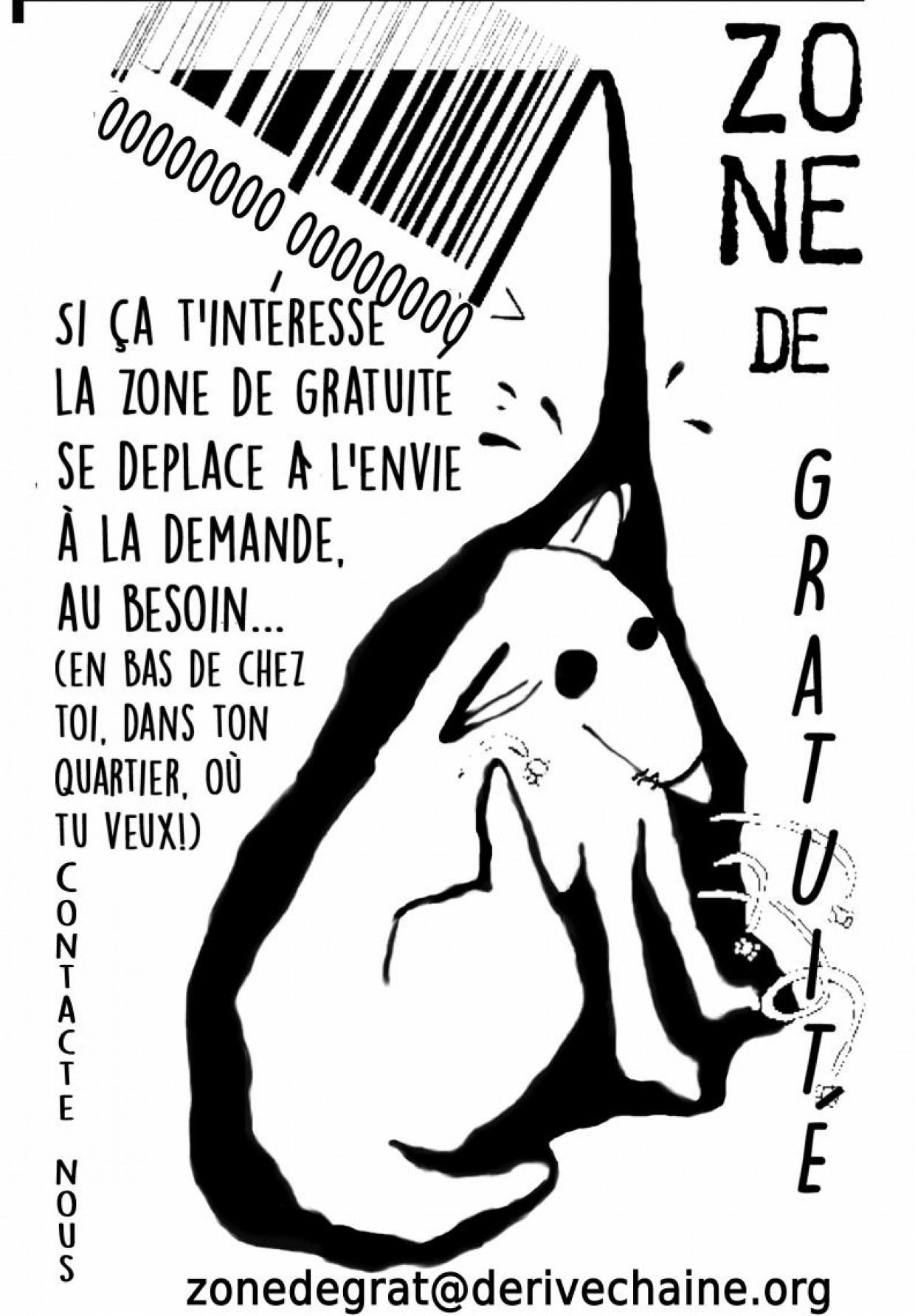 JOURNEE DE LA GRATUITE DIMANCHE 27 NOVEMBRE