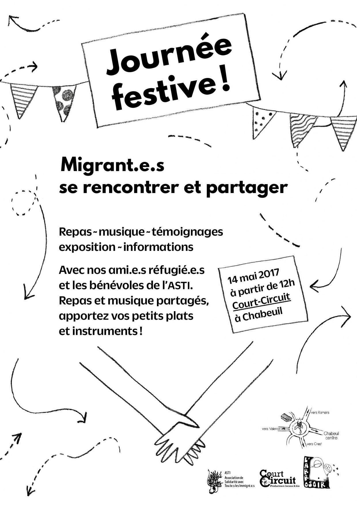 JOURNÉE FESTIVE DIMANCHE 14 MAI