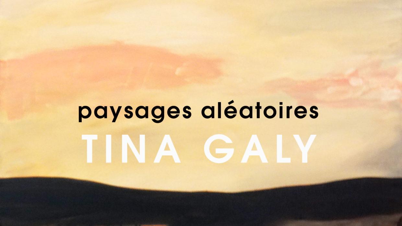 «TINA GALY» EXPO DE PEINTURE